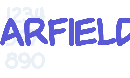 Garfield Font Free Download Now
